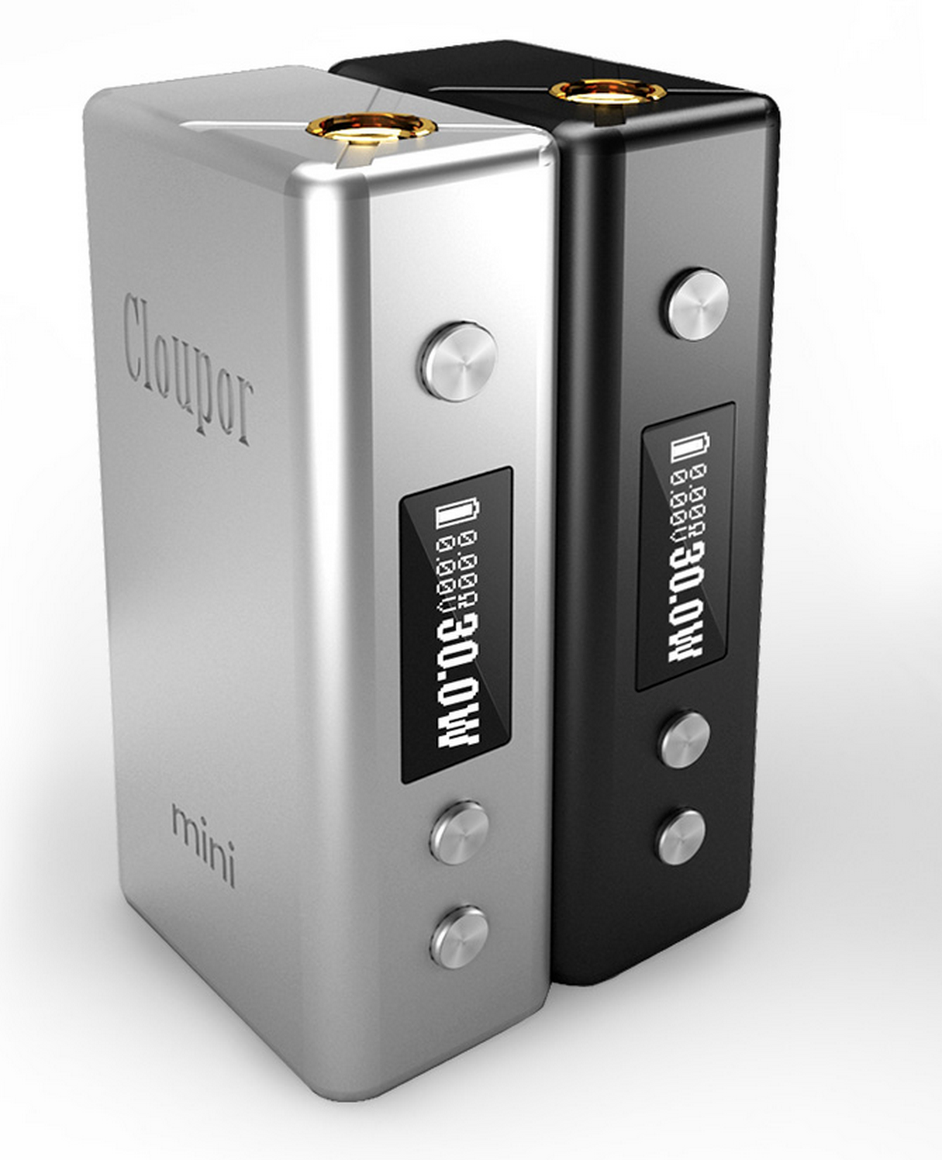 Cloupor Mini Review: A Box Mod of EPIC Proportions