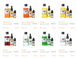 Digby's eJuice