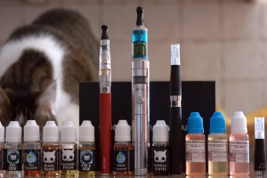 vape pens and e-juice