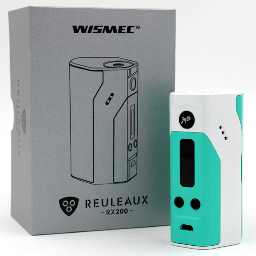 Wismec Reuleaux RX200 Review: Unique. Powerful. AWESOME