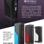 Volcano LAVABOX DNA200 Now AVAILABLE, Looks AMAZING