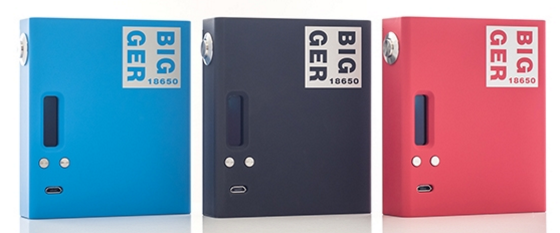 Vapecig Bigger DNA 200 Box Mod