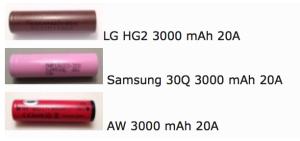 Best Vape Battery: Continuous vs Pulse Discharge Ratings