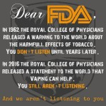FDA's War on Vaping is SO STUPID Even The Mainstream Media Think It's a BAD Idea
