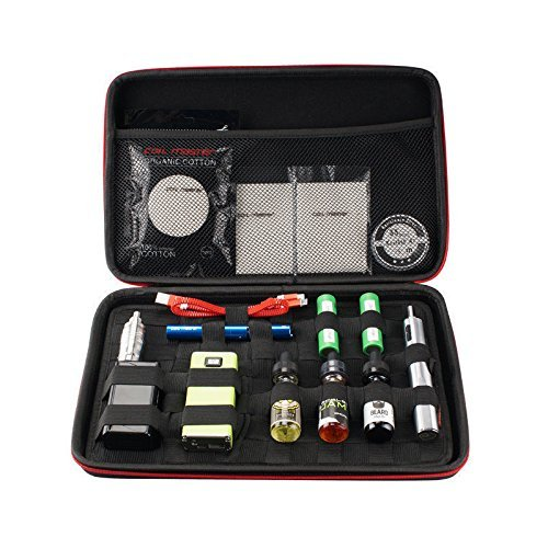 Genuine Coil Master Kbag Vape Carry Case Vaping Essential Kit Bag