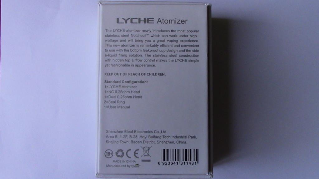 Eleaf LYCHE