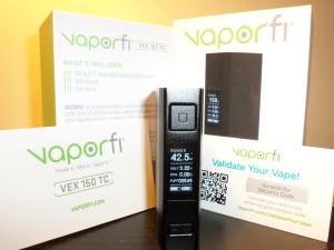 VaporFi VEX 150 TC