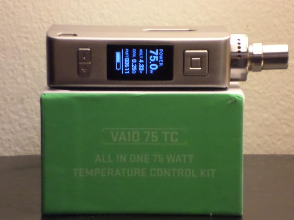 VaporFi VAIO 75 TC