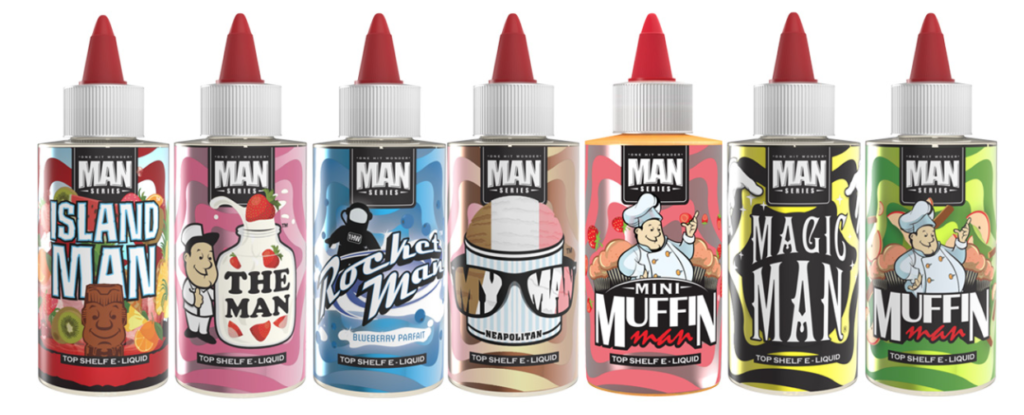 REVIEW] Rocket Man by One Hit Wonder: Smoother Than Kenny G | Vapebeat