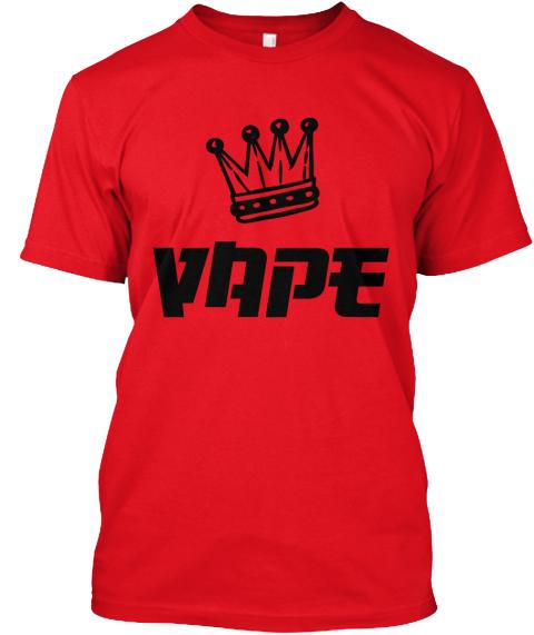 Vape King T-Shirt