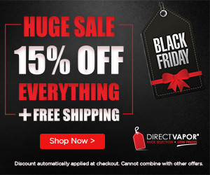 Best Black Friday Vape Deals - Direct Vapor