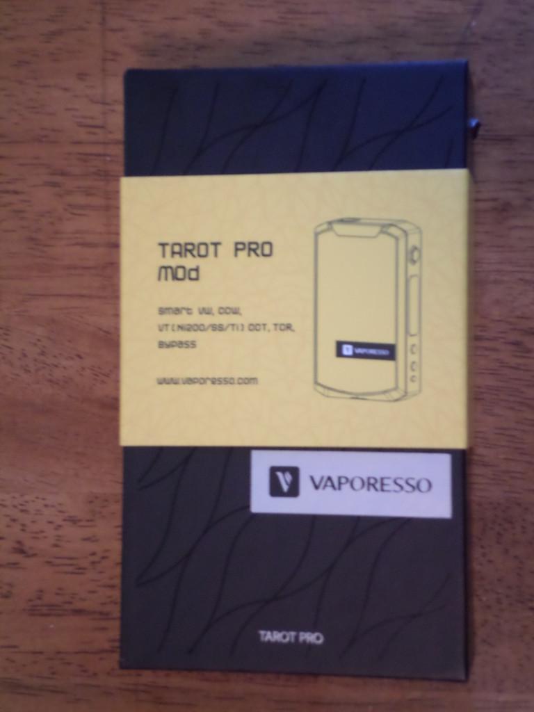 Vaporesso Tarot Pro
