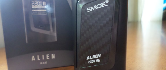 SMOK ALIEN 220W Review: HUGE Performance