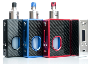 LOST VAPE HALCYON DNA 200 AND MALSTROM SQUONK SET