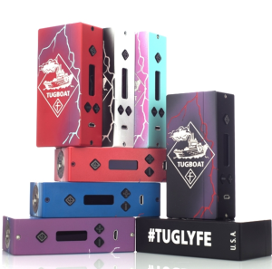 FLAWLESS TUGLYFE DNA 200 BOX MOD
