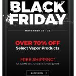 Best Black Friday Vape Deals - Volcano