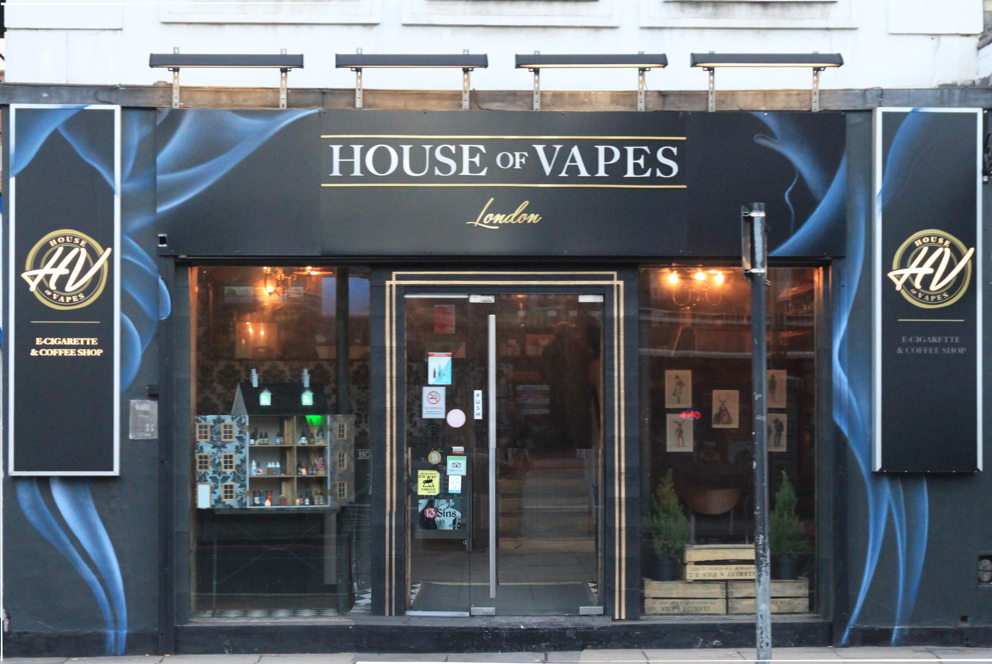 The Best Vape Shops in London | Vapebeat