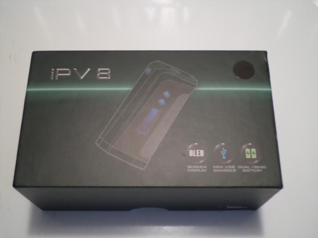 Pioneer4You iPV 8