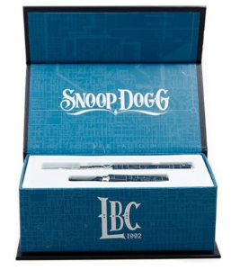 The Snoop Dogg G Pen Ground Material Vape Mod