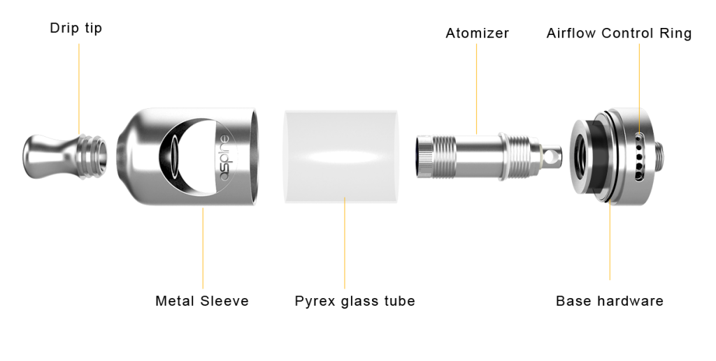 Aspire Nautilus 2 Leaking - o-rings in right place? | Vaping Forum ...