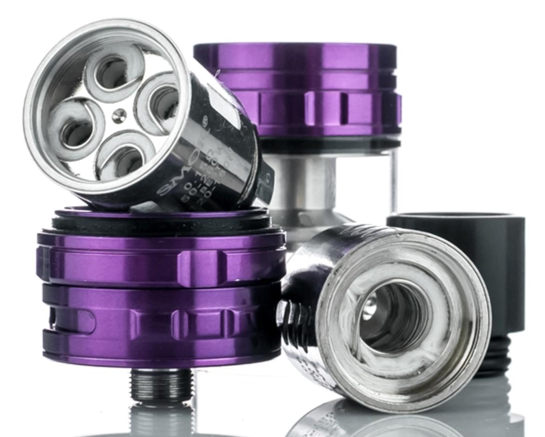 SMOK GX350 Review: This Mod Runs FOUR 18650 Vape Batteries!