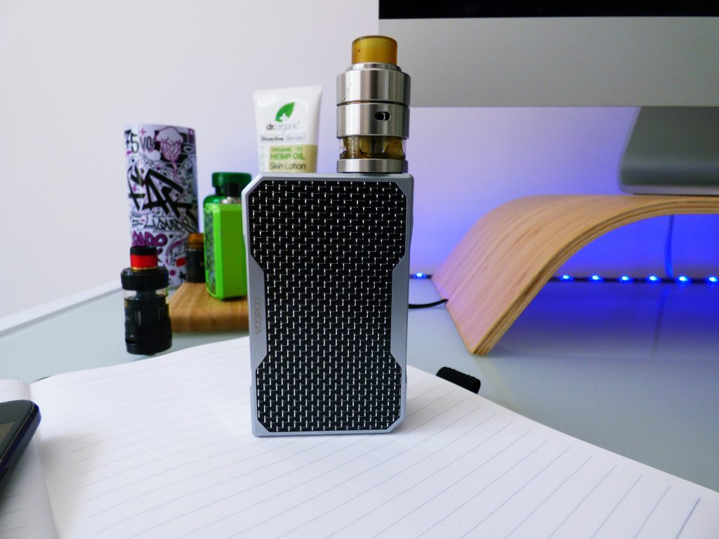 VooPoo DRAG Review: One of 2017's BEST Box Mods (UPDATED) | Vapebeat