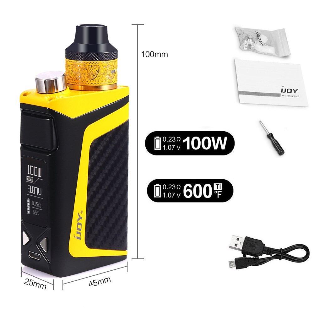 IJOY RDTA Box Mini 100W