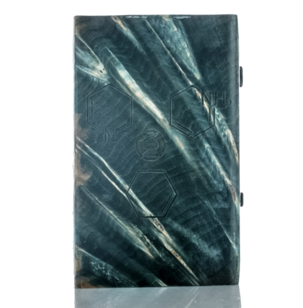 Project Sub-Ohm Jester Stabilized Wood DNA 167 Box Mod