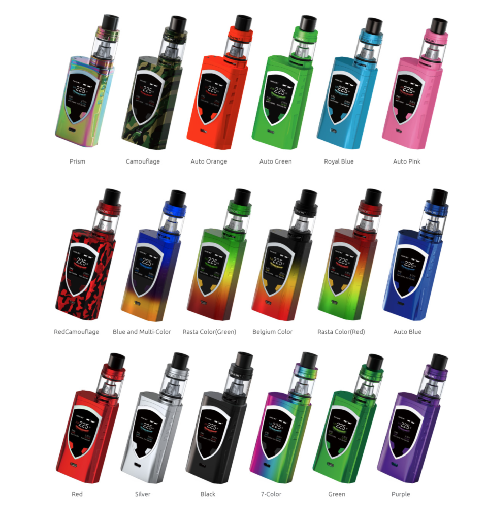 best smok mods