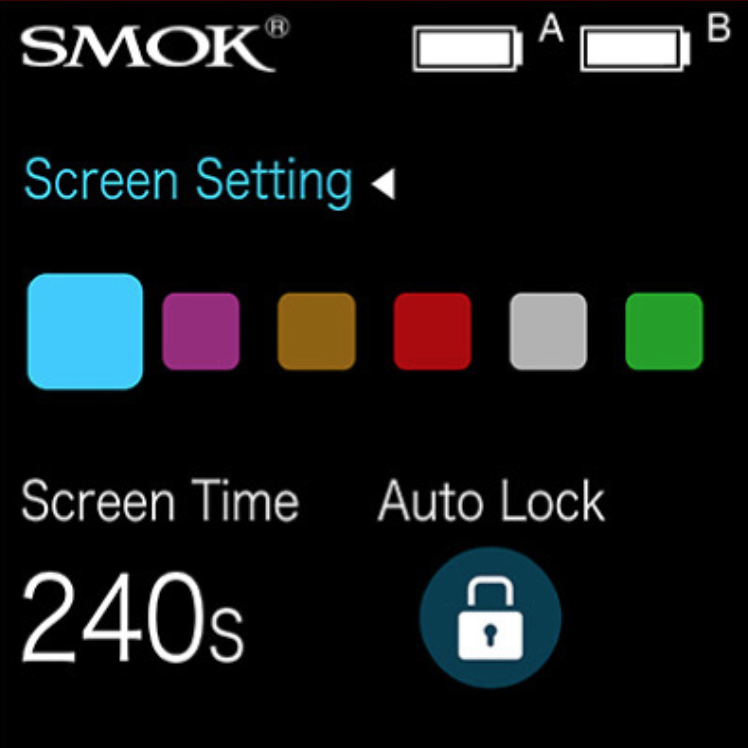 How to Use SMOK Mods: The Settings Menu EXPLAINED In Full