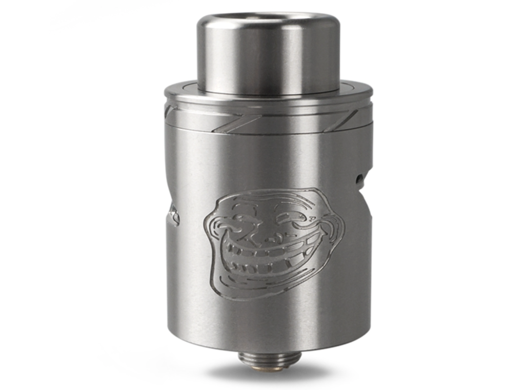RDA Tanks With BIG Juice Wells