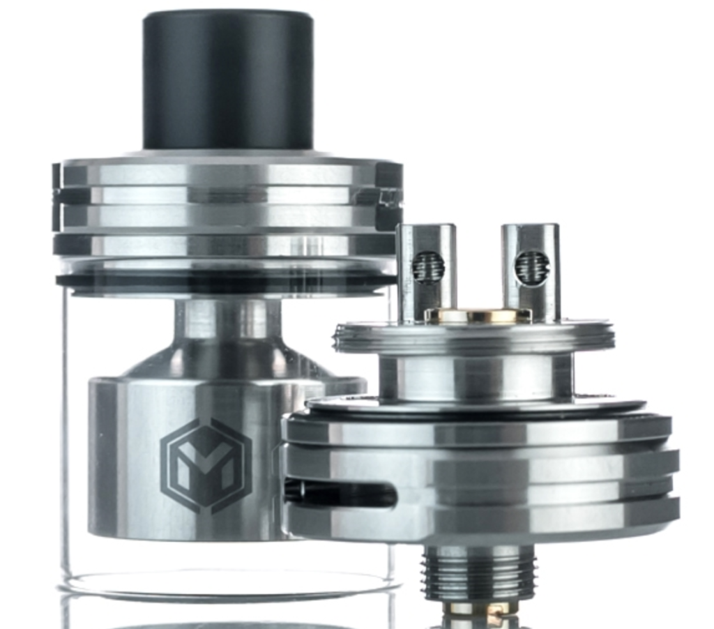 Coil Master ELFY RTA Review: An RTA That NEVER Leaks