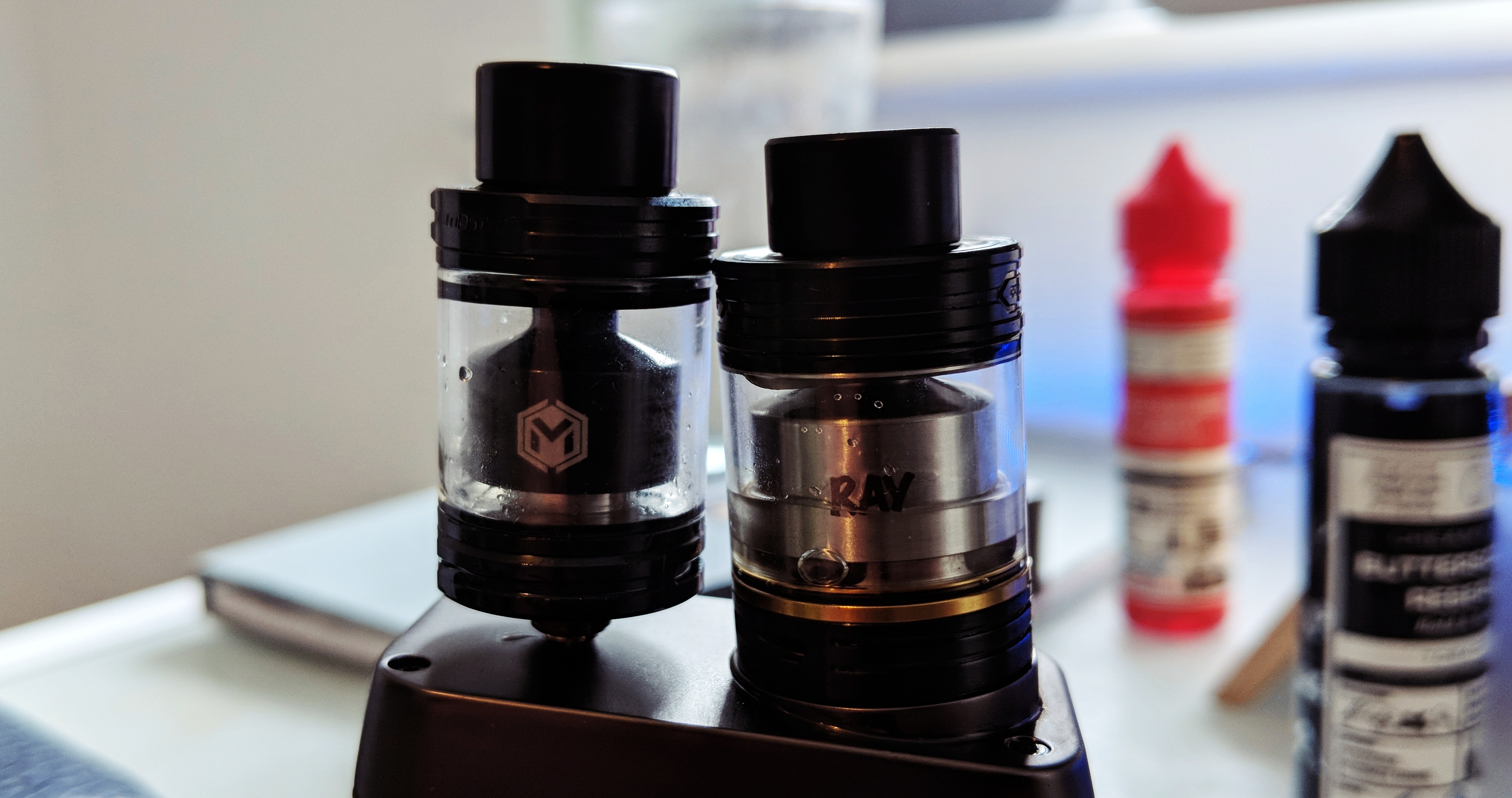 Why Your Rta Tank Leaks All The Time And How To Fix It Diablo If Youre After A Solid Option That Is Well Priced Beautifully Designed You Need Coil Master Ray In Life Like Right Now
