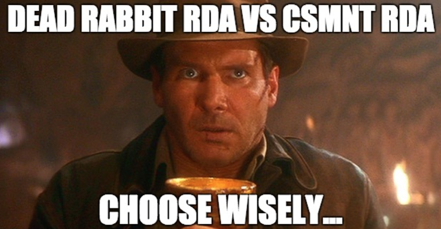 Dead Rabbit RDA vs CSMNT RDA