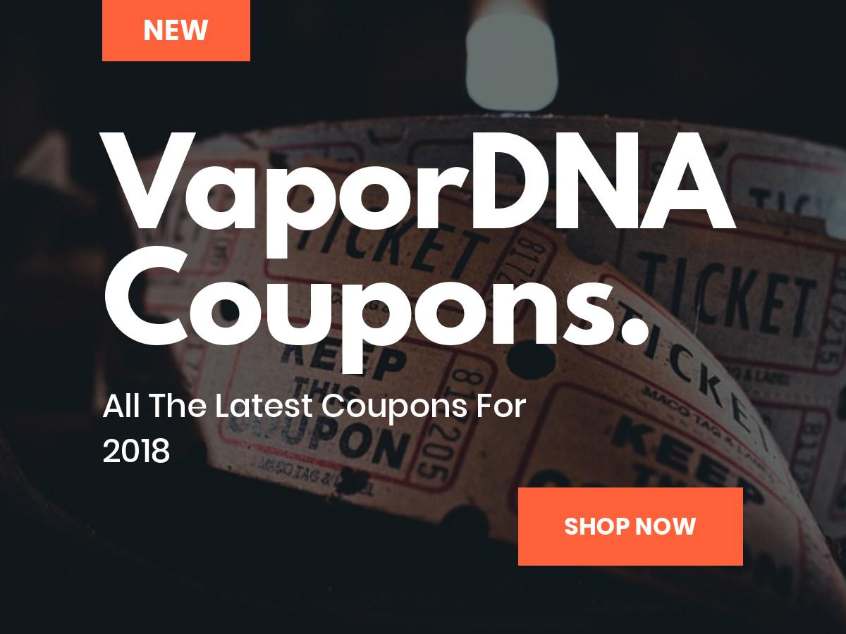 vapordna coupon