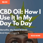 CBD Oil: How To Vape CBD Oil [And Why I Use It]
