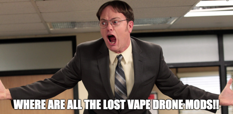 Lost Vape Drone