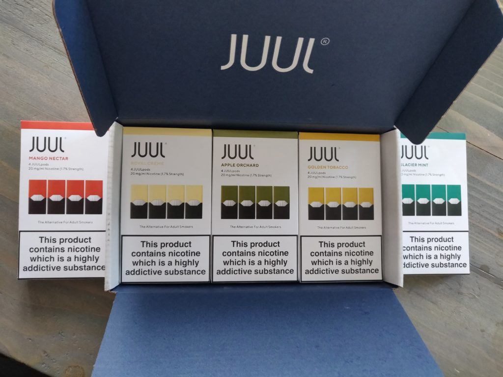 How To Set Up JUUL For The First Time: A Helpful Illustrated Guide