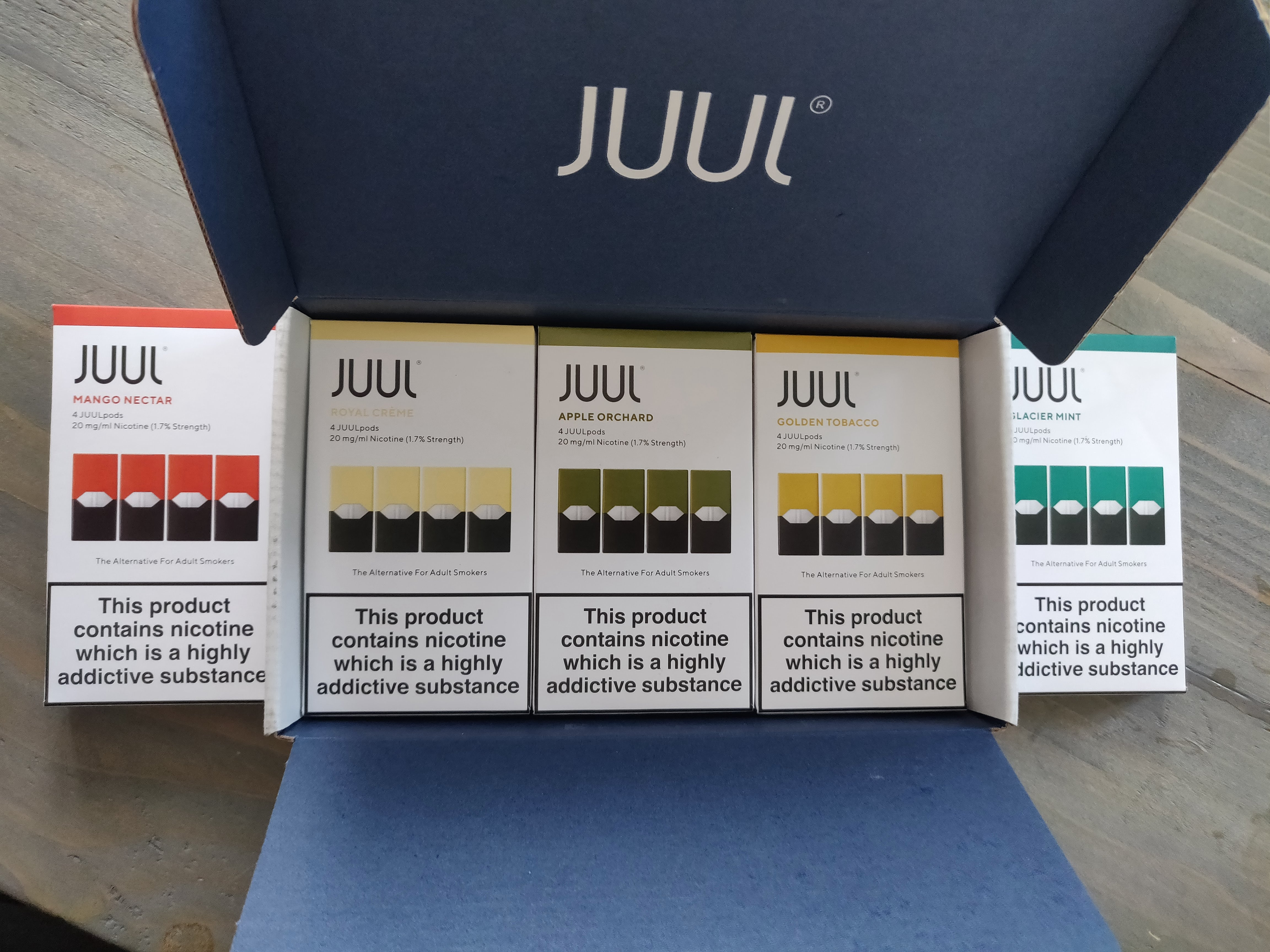 How To Set Up JUUL