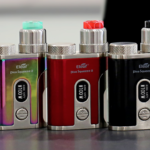 Eleaf Pico Squeeze 2 Review: A Quirky, 100W Regulated Squonker
