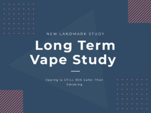 long term e cig study