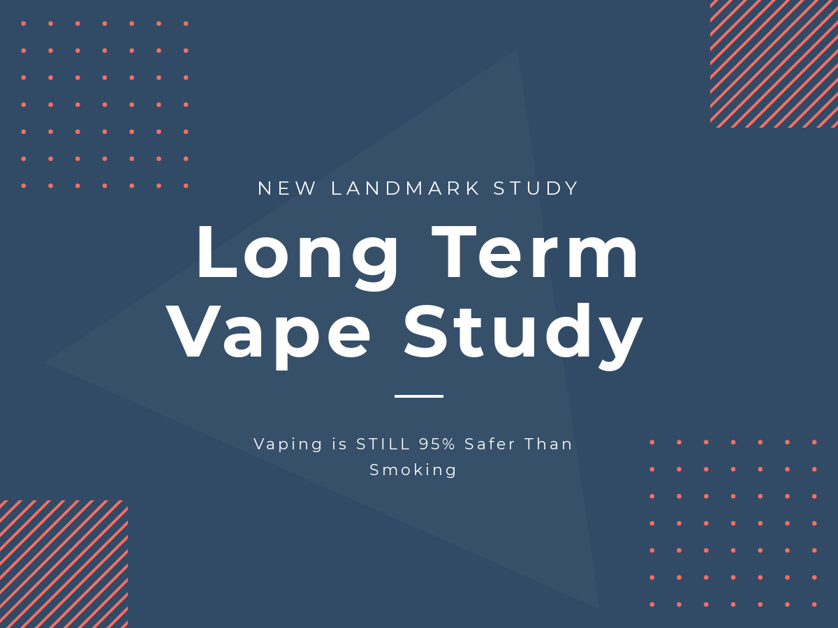 long term e cig study