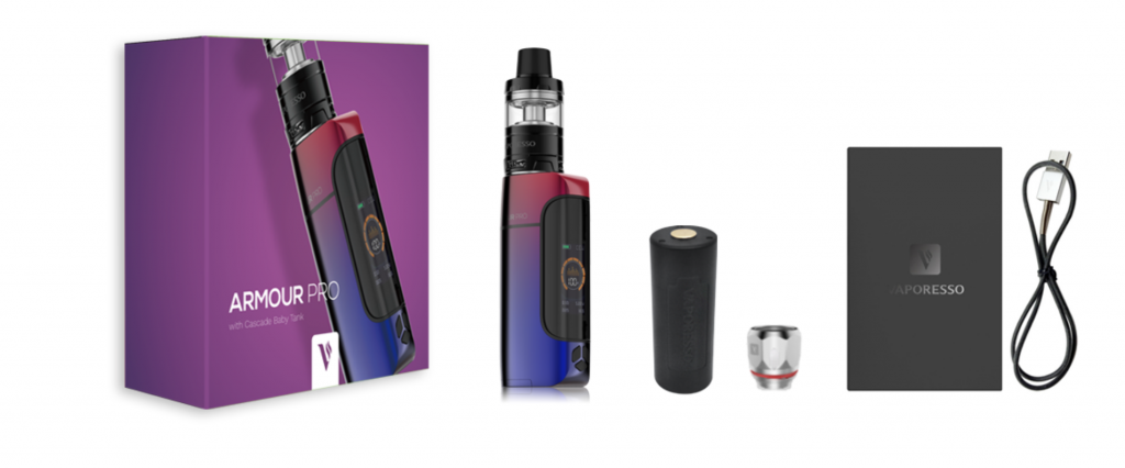 Vaporesso ARMOUR Pro Kit Review | All HAIL The OMNI Board 4!