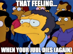 JUUL review long term