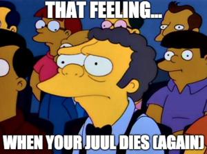 JUUL review long term