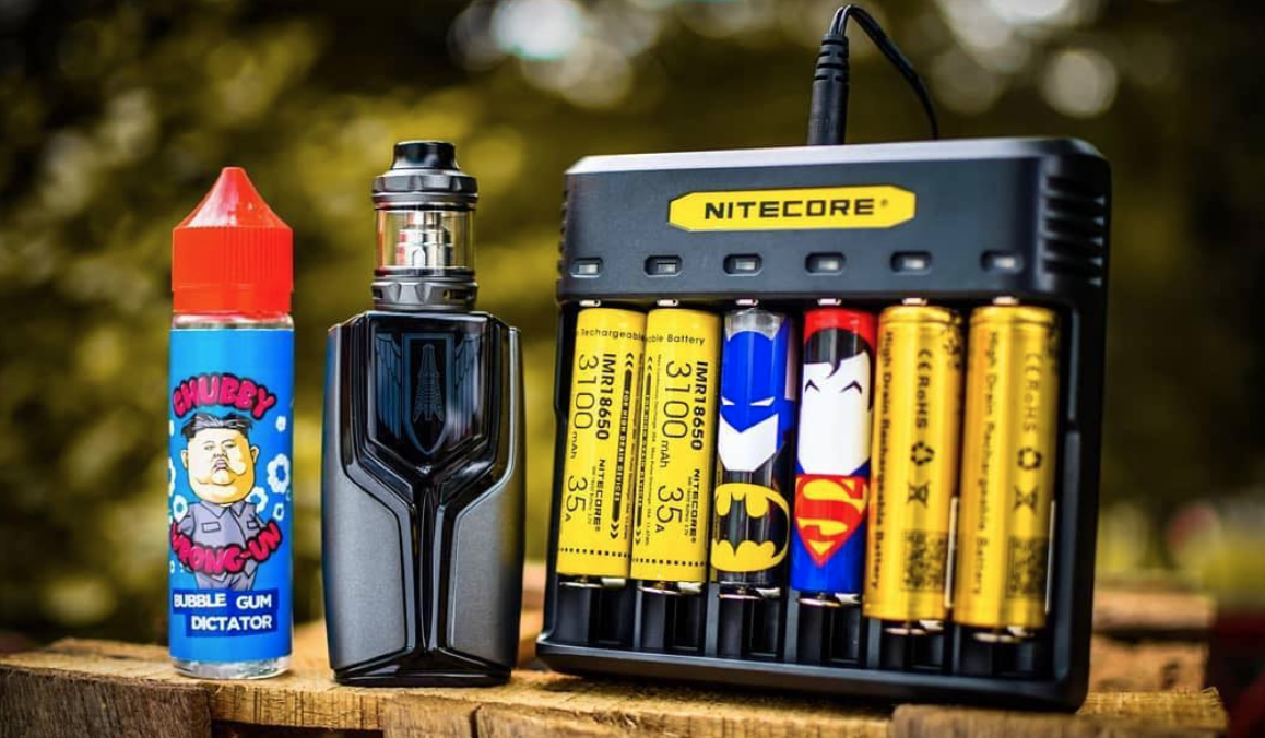 NITECORE DigiCharger D4 Review: The Ultimate Vape Battery Charger