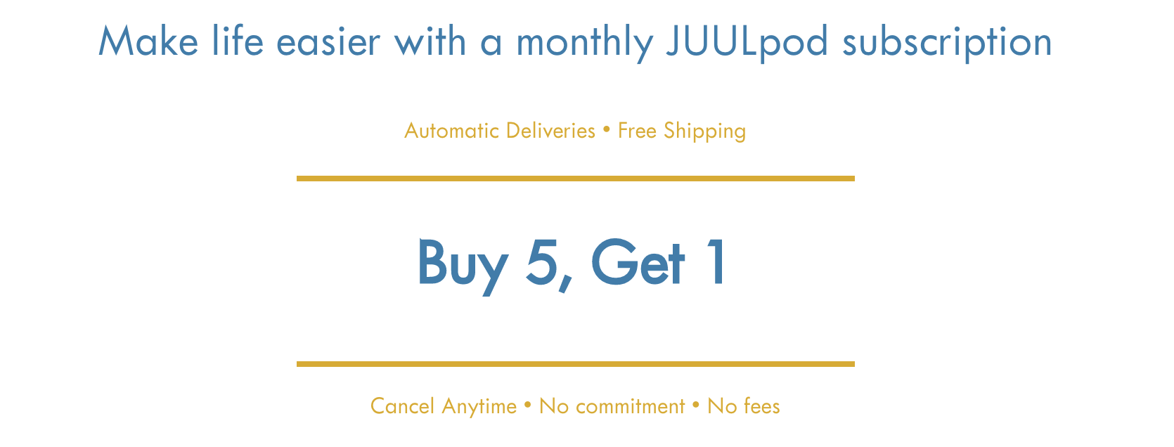 Save Money on JUUL Pods