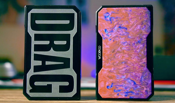 The BEST VooPoo Mod: DRAG, Alpha One or VooPoo Too?