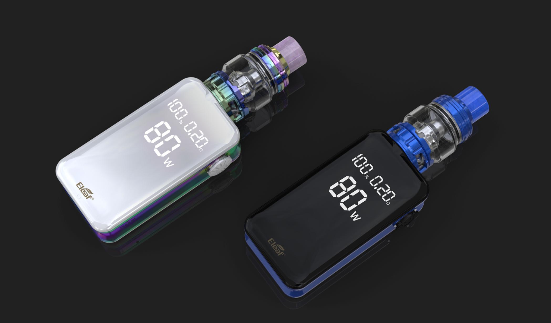 Eleaf iStick NOWOS | FINALLY! A Vape Mod With USB Type-C