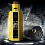 SMOANT Battlestar SQUONKER Kit Review: It's Got A Pump…